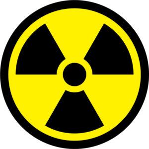 放射能のマーク